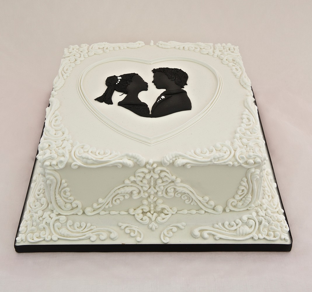 Galleries - royal iced wedding cakes - Donna Jane Cakes