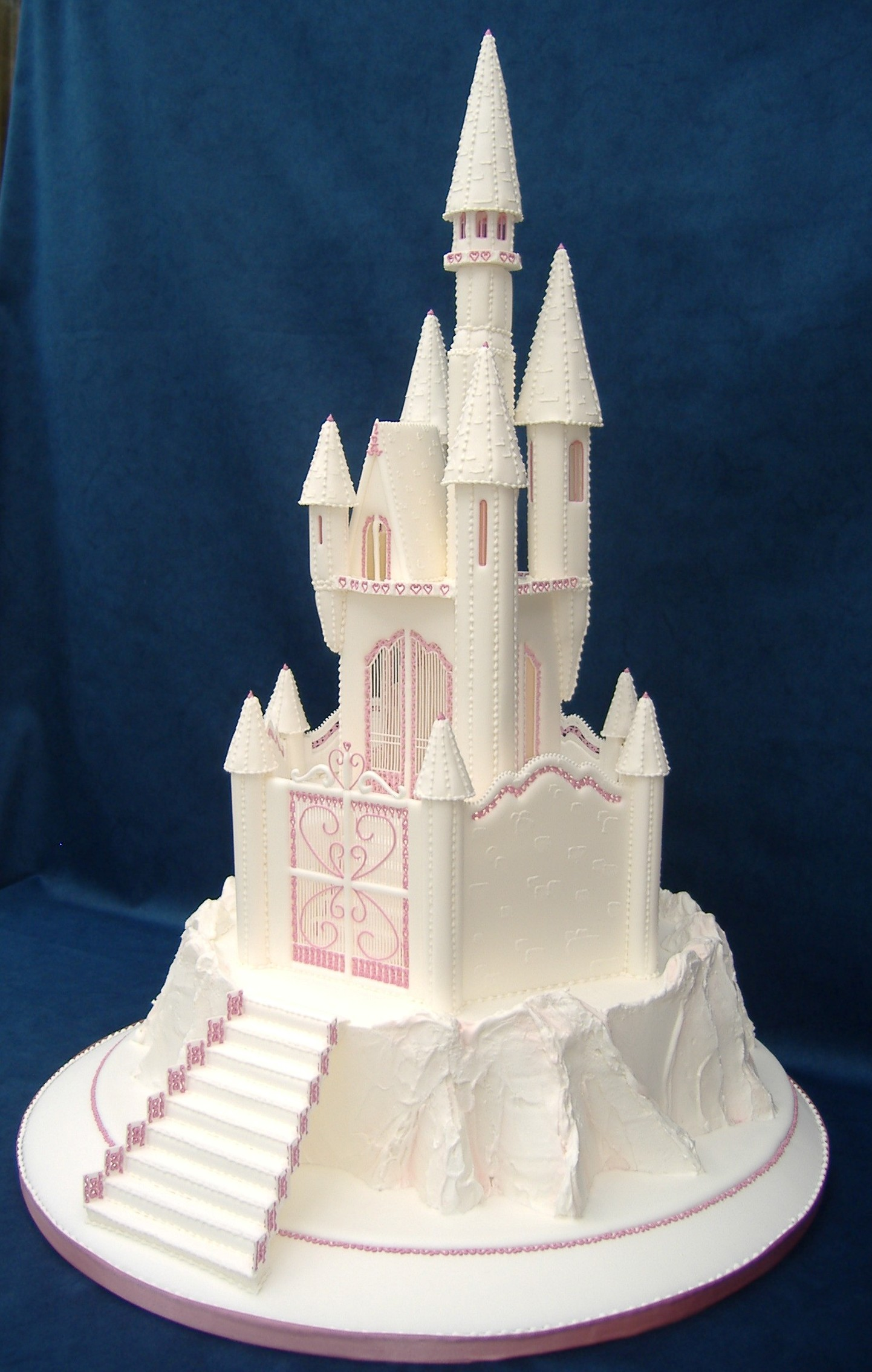 Castle Wedding Cake Prices