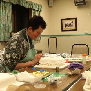 Cake Decorating Courses Plymouth