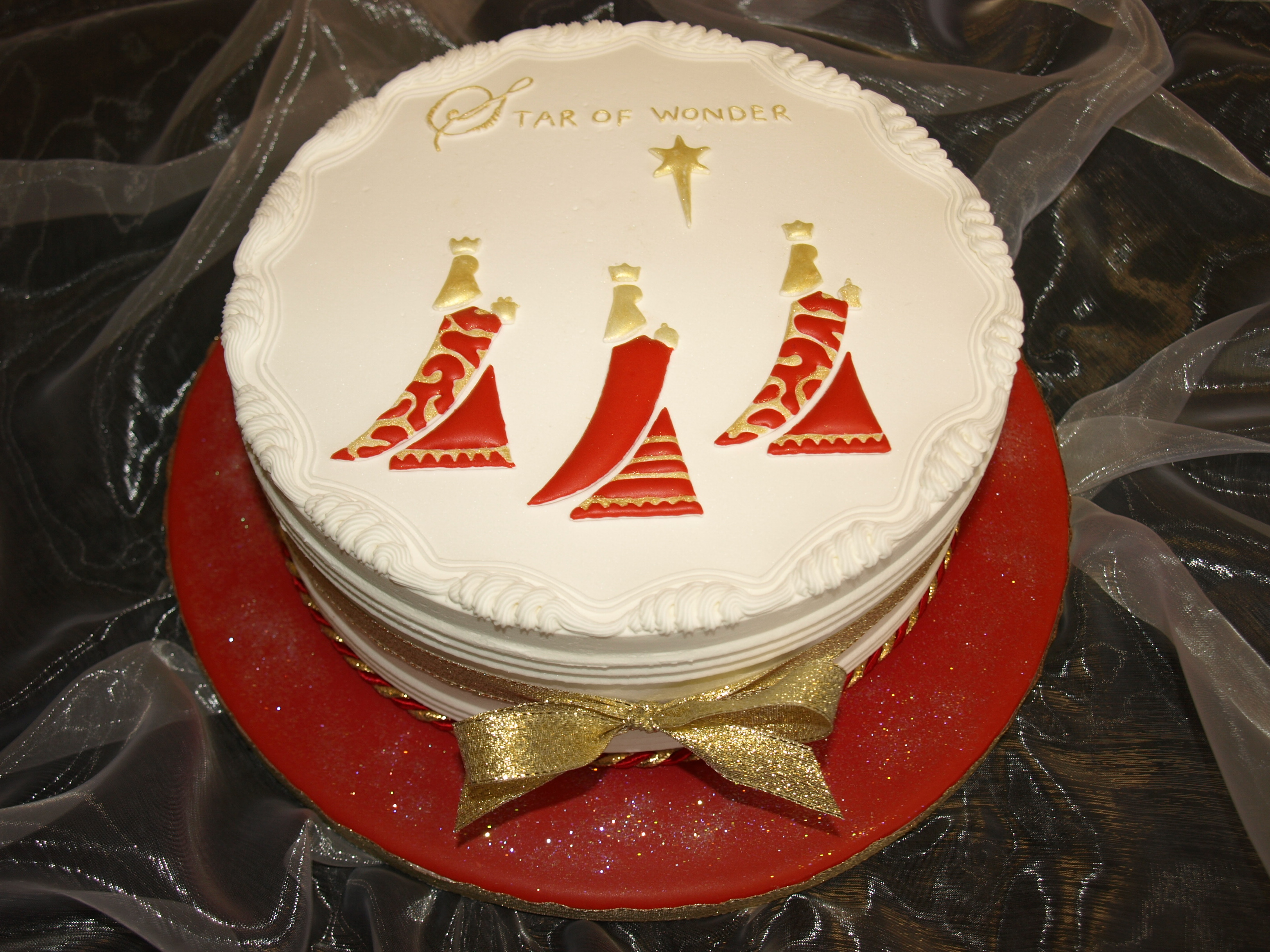Ideas About Traditional Christmas Cakes,  Easy DIY  ~ 175420_Jane Asher Christmas Cake Decoration Ideas